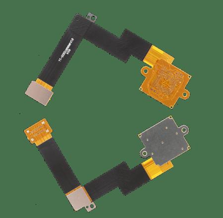 polyimide flex circuit prototype