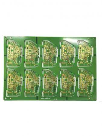 10 LAyer HDI rigid flex PCB