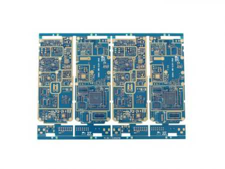10L 1 Tier HDI Rigid PCB manufacturer