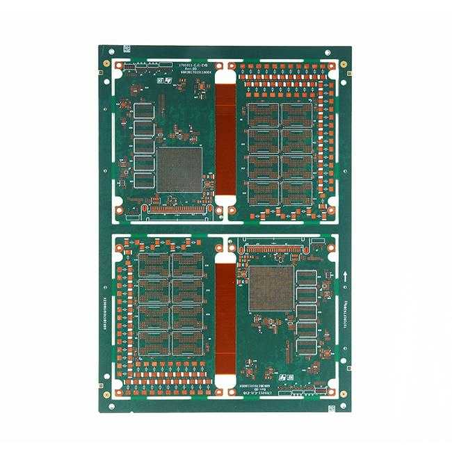 Multilayer Blind Buried Hole PCB