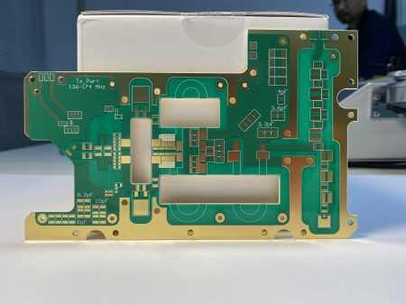 4 layer RF PCB