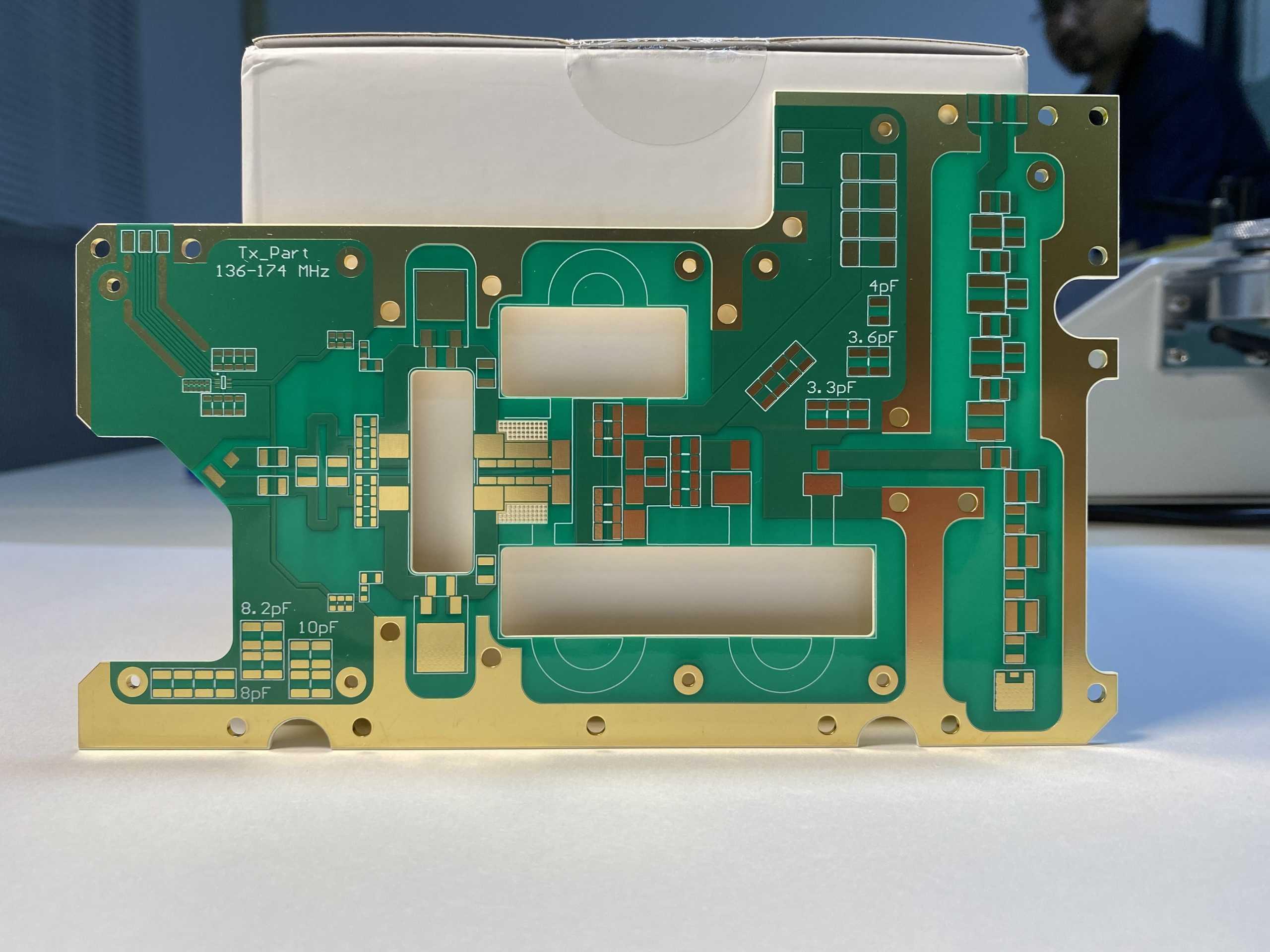 4 layer RF PCB High frequency PCB