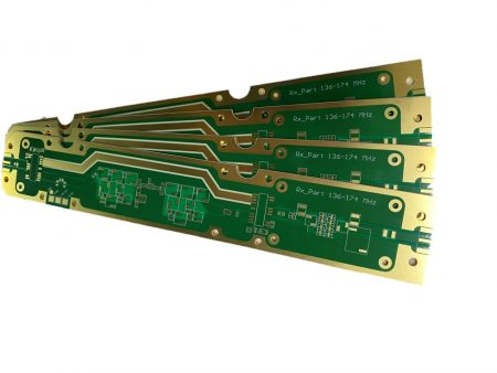 2 LAYER Rogers PCB