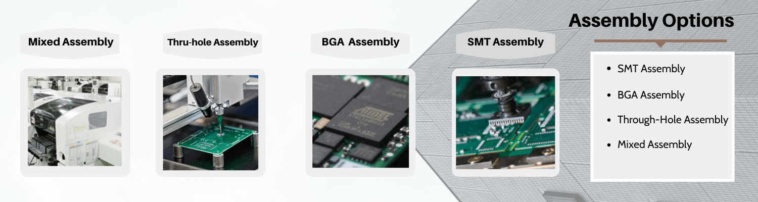 PCB ASSEMBLY SERVICE BY XPCB