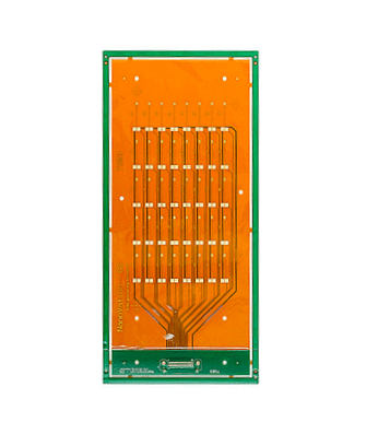 4 layer rigid flex drones PCB