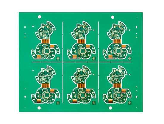 Rigid-flex PCB pRICE