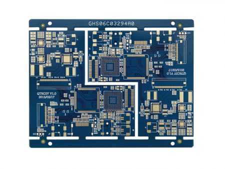 HDI Rigid PCB factory