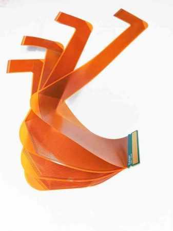 multilayer rigid-flex PCB prototype