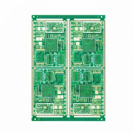 Automotive entertainment system PCB