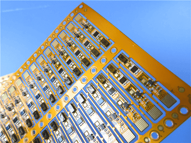 Flex PCB assembly product