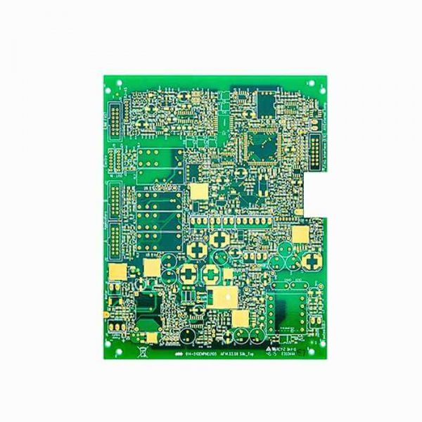 Monitoring instrument PCB