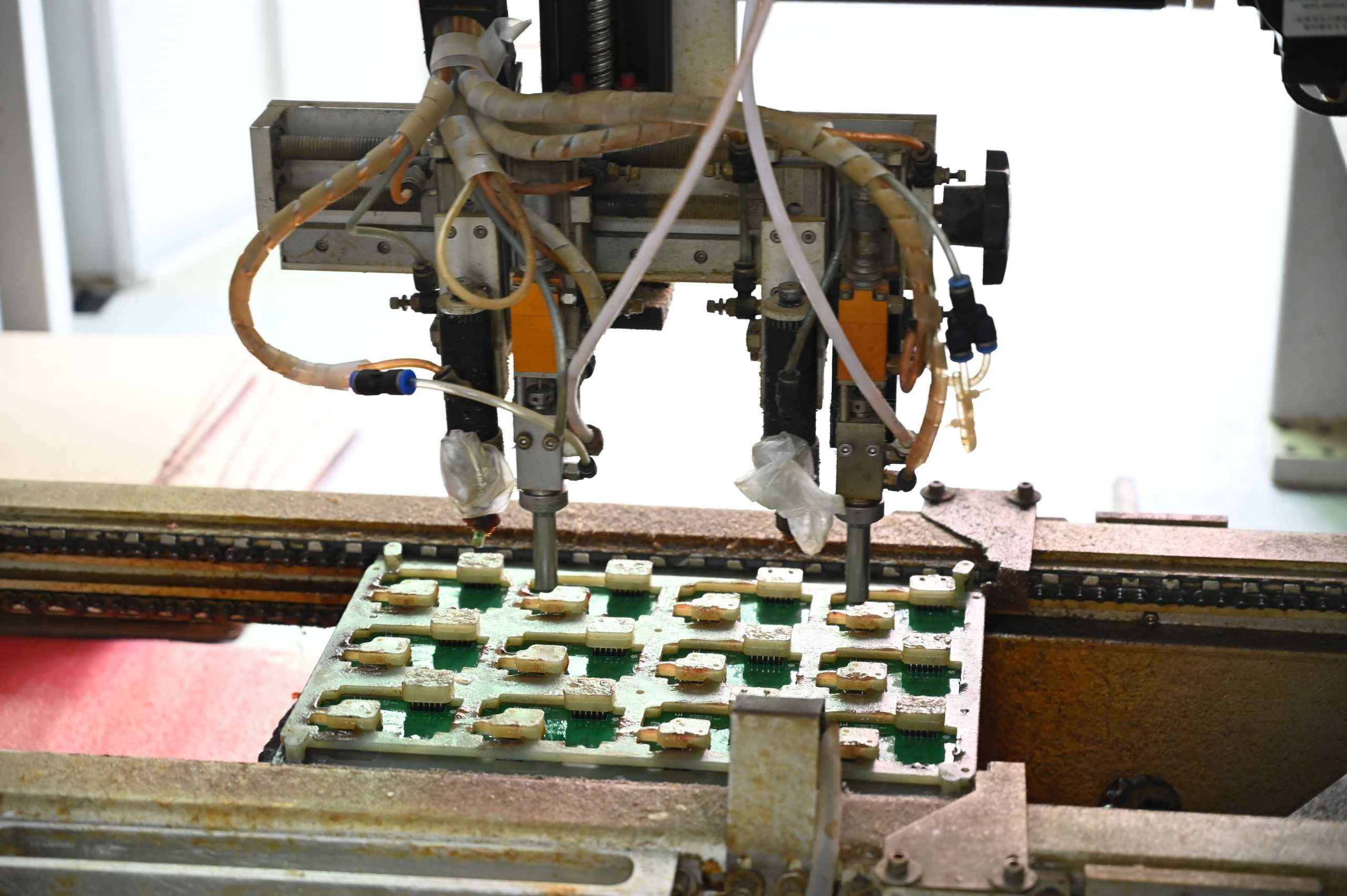 PCB assembly prototyping