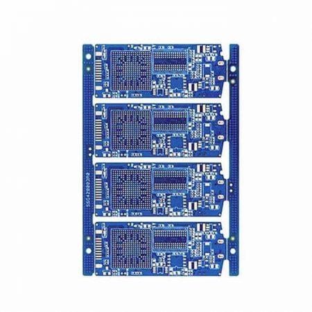 Screen display HDI PCB