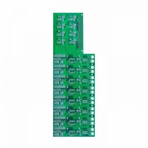 Stage lighting control pcb