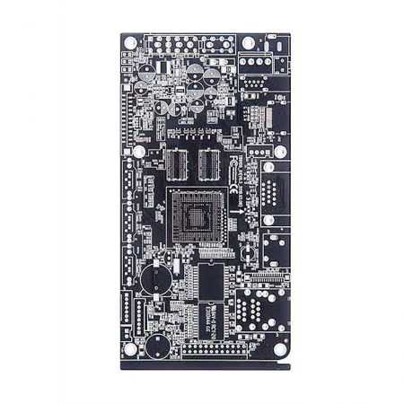 Video surveillance system pcb