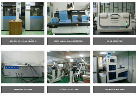PCB manufacturing equipment-AOI machine
