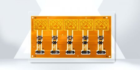high quality flex PCB with blind holes