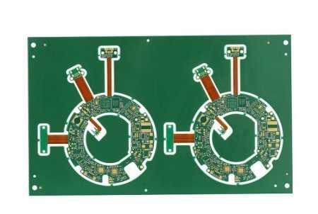 6 layer HDI rigid flex PCB