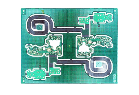 12 layer rigid flex pcb manufacturer