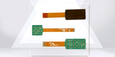 HDI rigid-flex PCB made by XPCB Ltd