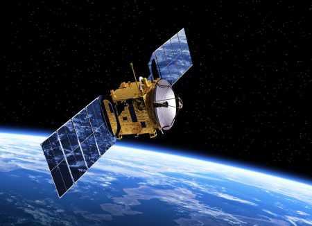 Flex PCB in Satellite