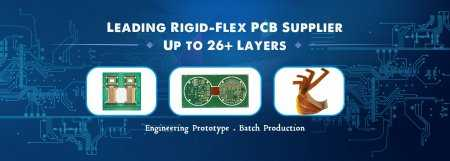 leading rigid-flex PCB manufacture up to 26 layers